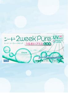 2weekpure乱視用 スマイルコンタクト 堺東
