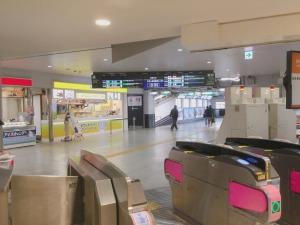 堺東駅からスマイルコンタクトまでの案内